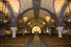 Sainte-Therese basilica, Lisieux, France Royalty Free Stock Photos