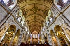 Sainte-Trinitekirche - Paris, Frankreich Lizenzfreie Stockbilder