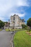 The Sainte-Waudru Collegiate Church in Mons, Belgium Royalty Free Stock Photo
