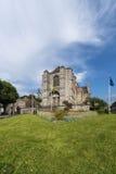 Sainte-Waudru Collegiate Church in Mons Royalty Free Stock Photo