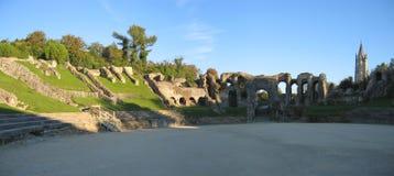 saintes арены римские Стоковые Изображения