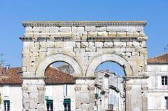 Saintes, France Stock Images