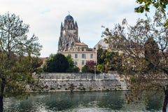 Saintes, France Foto de Stock Royalty Free