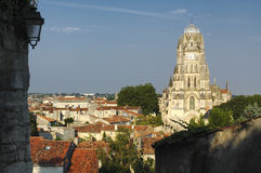 Saintes (France) Stock Images