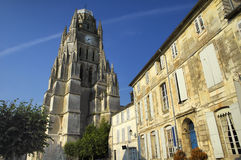 Saintes (France) Stock Photo