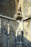 Saintes (France) Stock Photo