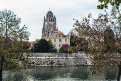 Saintes, France Royalty Free Stock Photo