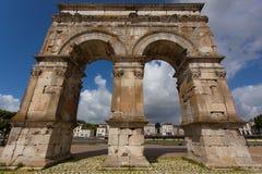 Saintes germanicus rzymski łuk Obraz Royalty Free