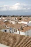 Saintes-Maries-de-Ла-Mer, Camargue, Провансаль стоковая фотография rf