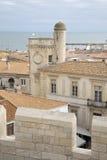 Saintes-Maries-de-Ла-Mer, Camargue, Провансаль стоковая фотография