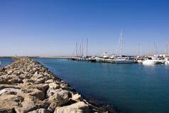 Saintes Maries de la Mer photo libre de droits