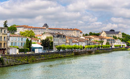 Saintes, a town on the banks of the Charente River Royalty Free Stock Photography