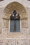 Saints à l'entrée photo stock
