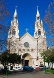 saints Паыля peter церков Стоковые Фото