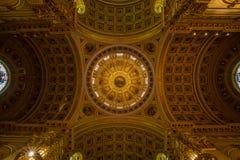 saints Паыля peter собора базилики Стоковое Изображение