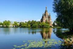 saints Паыля peter собора Стоковые Фото
