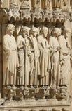 Saints. Royalty Free Stock Image