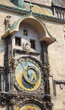 Saints clock in Prague Stock Photo