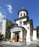 Saints Ioachim and Ana Church royalty free stock images