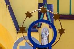 Saints parmi les étoiles photographie stock libre de droits