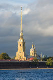 Saints Peter and Paul Cathedral Royalty Free Stock Images