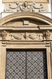 Saints Peter and Paul Church, details of facade, Krakow, Poland. Royalty Free Stock Photo