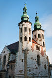 Saints Peter and Paul Church Royalty Free Stock Photo