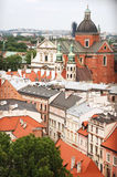 Saints Peter and Paul Church in Kraków Royalty Free Stock Photography