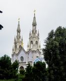 Saints Peter and Paul church royalty free stock photography
