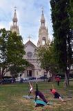Saints Peter and Paul Church - San Francisco CA Stock Photos