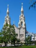 Saints Peter and Paul Church in San Francisco Stock Photos