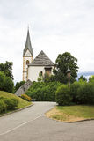 Saints Primus and Felician Church, Maria Wörth Royalty Free Stock Photos