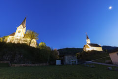 Saints Primus and Felician Church in Maria Worth Royalty Free Stock Photos