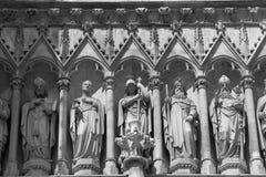 saints vienna Arkivfoto