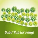 Saintt patrick day Stock Photography