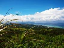 Saipan stock image