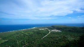 Saipan Island. The photograph of the Saipan island Royalty Free Stock Photo