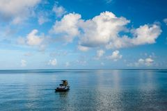 Saipan Mike Beach Stock Photography
