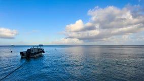 Saipan Mike Beach Royalty Free Stock Photography