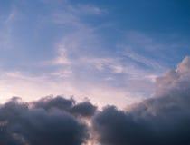Saipan Skies Stock Images