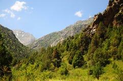 Sairam SU kazakhstan Foto de Stock Royalty Free
