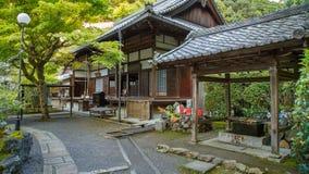 Saisho在, Nanzen籍寺庙一个次级寺庙在京都 图库摄影