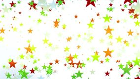 Saison d'étoile de Noël clips vidéos
