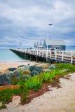 Saison de cyclone dans l'Australie occidentale Images stock