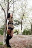 Saison de fleur de cerise Photo stock