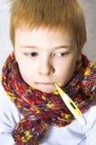 Saison de grippe Image stock