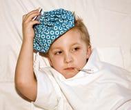 Saison de grippe Photo libre de droits