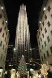 Saison de Noël à New York Photo libre de droits
