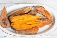 Saison de patates douces image stock