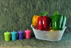 Saison- Gemüse-Thailand stockbilder